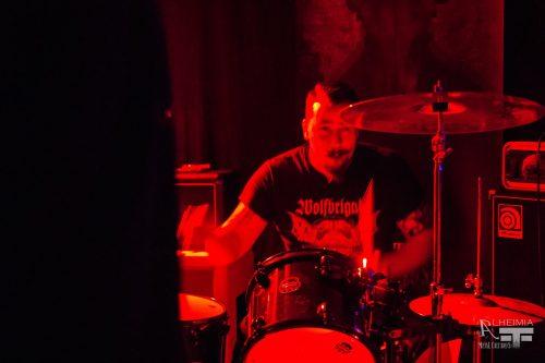 Drummer's picture @ La Nuit du Metal