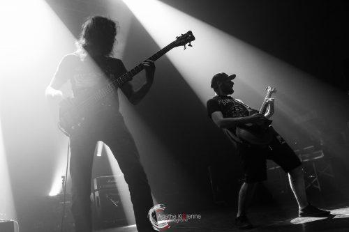 RK' bassist & guitarist's picture @ La Coopé