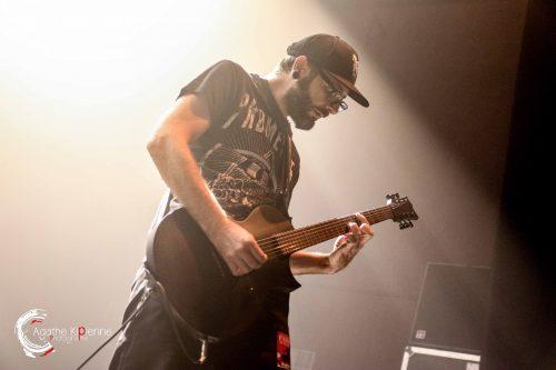 Guitarist's picture @ La Coopérative de Mai