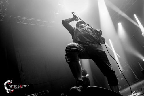 Vocalist's photography @ La Nuit du Metal